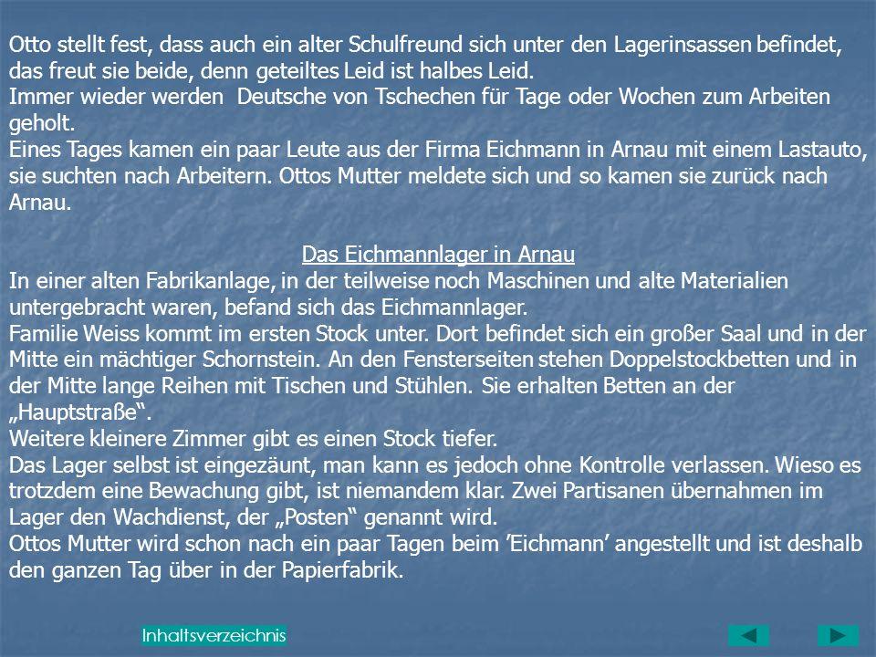 Das Eichmannlager in Arnau