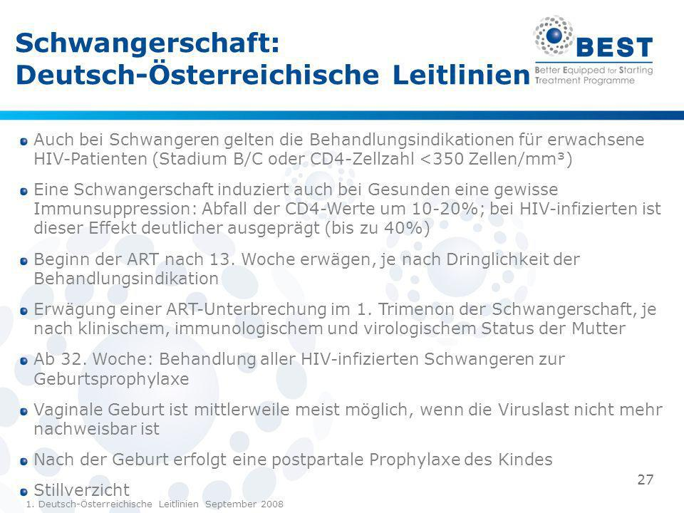 Deutsch-Österreichische Leitlinien