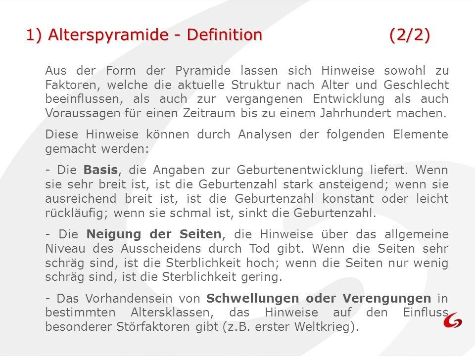 1) Alterspyramide - Definition (2/2)