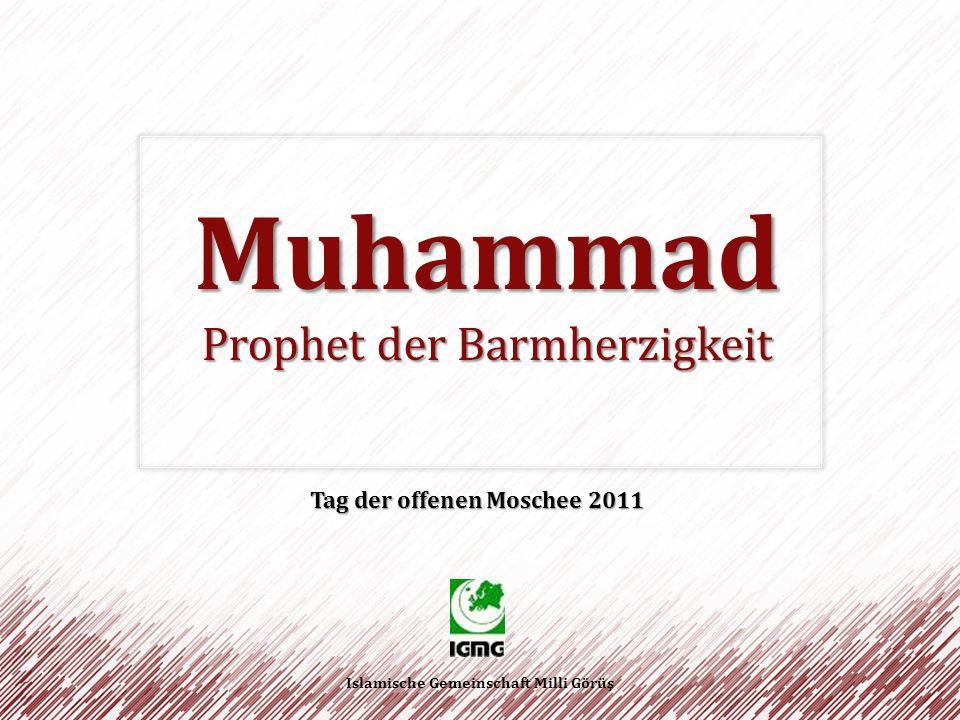 Muhammad Prophet der Barmherzigkeit