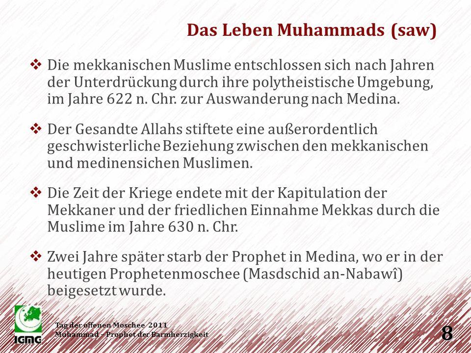 Das Leben Muhammads (saw)