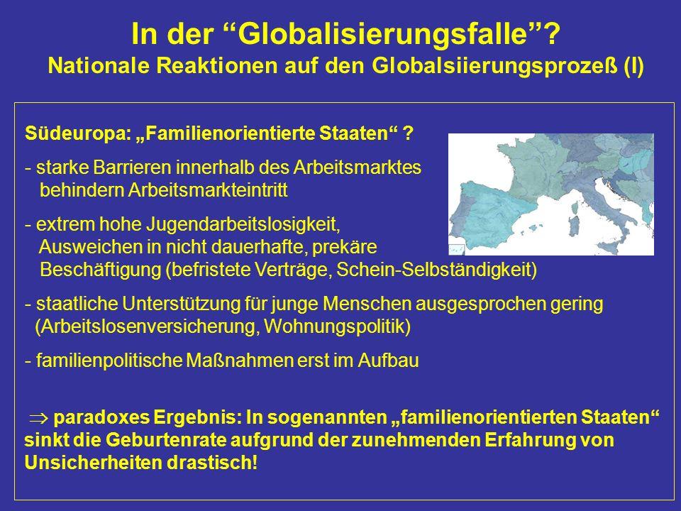 In der Globalisierungsfalle