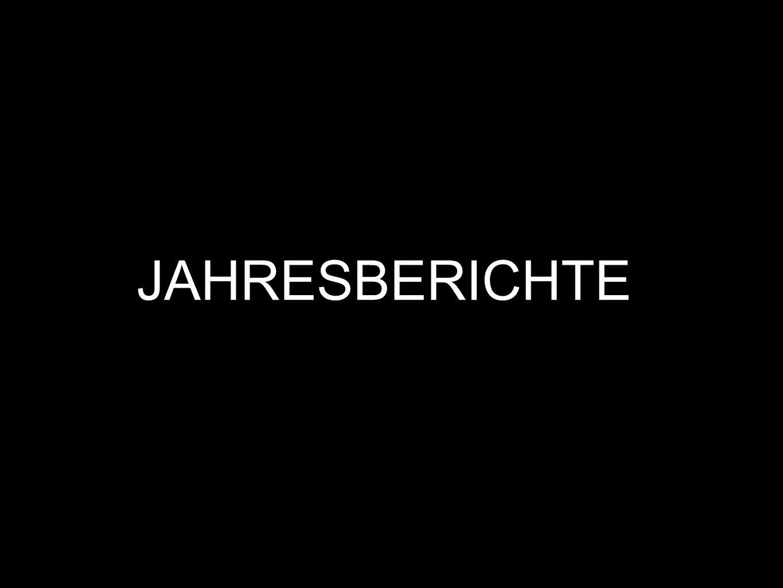 JAHRESBERICHTE