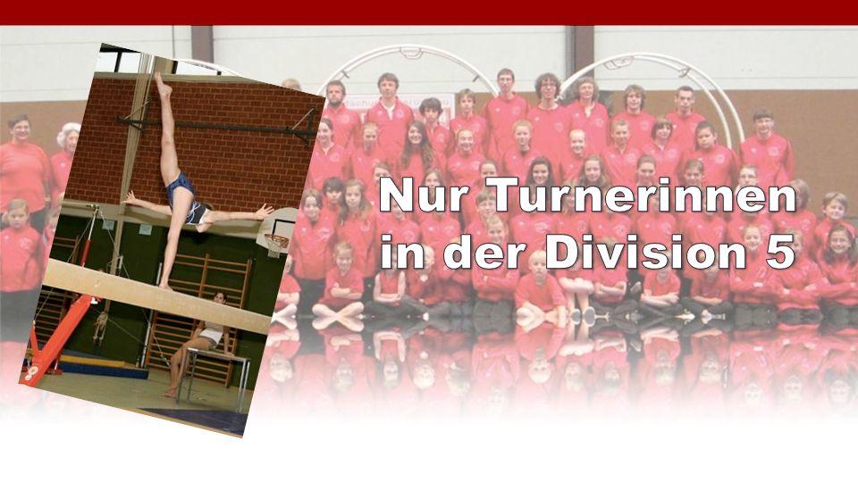 Nur Turnerinnen in der Division 5