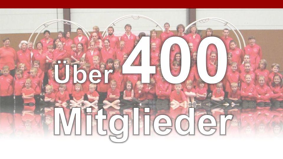 Über . Mitglieder 400