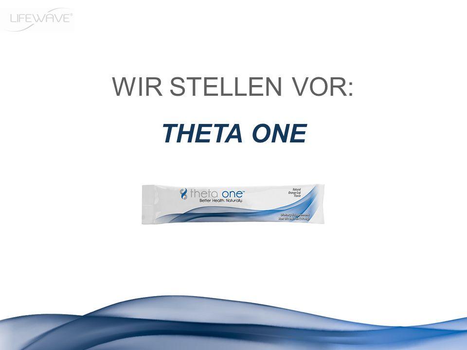 WIR STELLEN VOR: Theta One