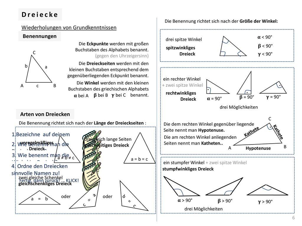 Beste Dreieck Kongruenz Beweise Arbeitsblatt Ideen - Mathe ...