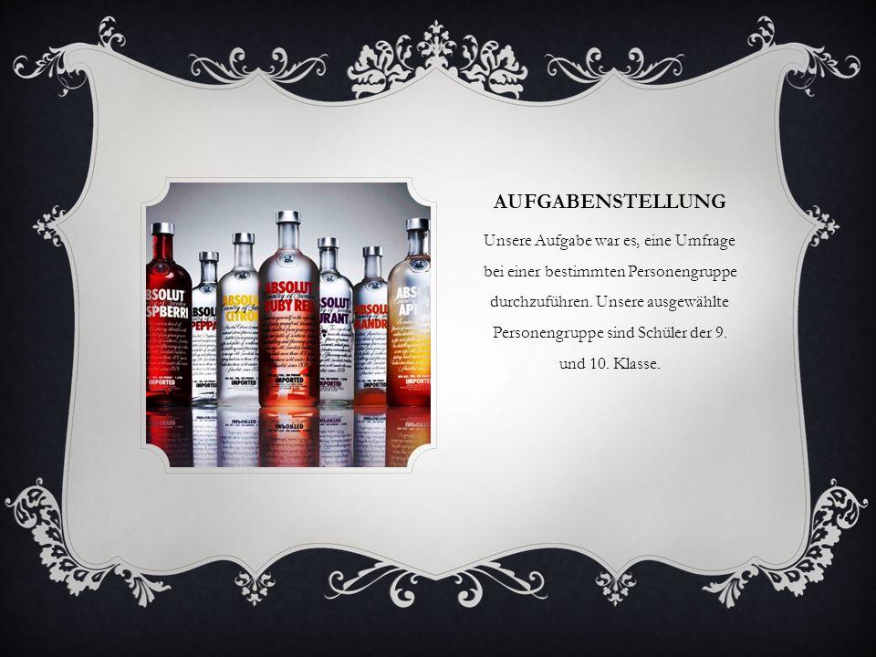 AUFGABENSTELLUNG