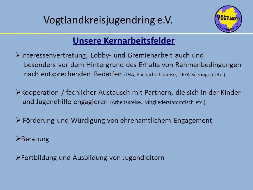 Vogtlandkreisjugendring e.V.