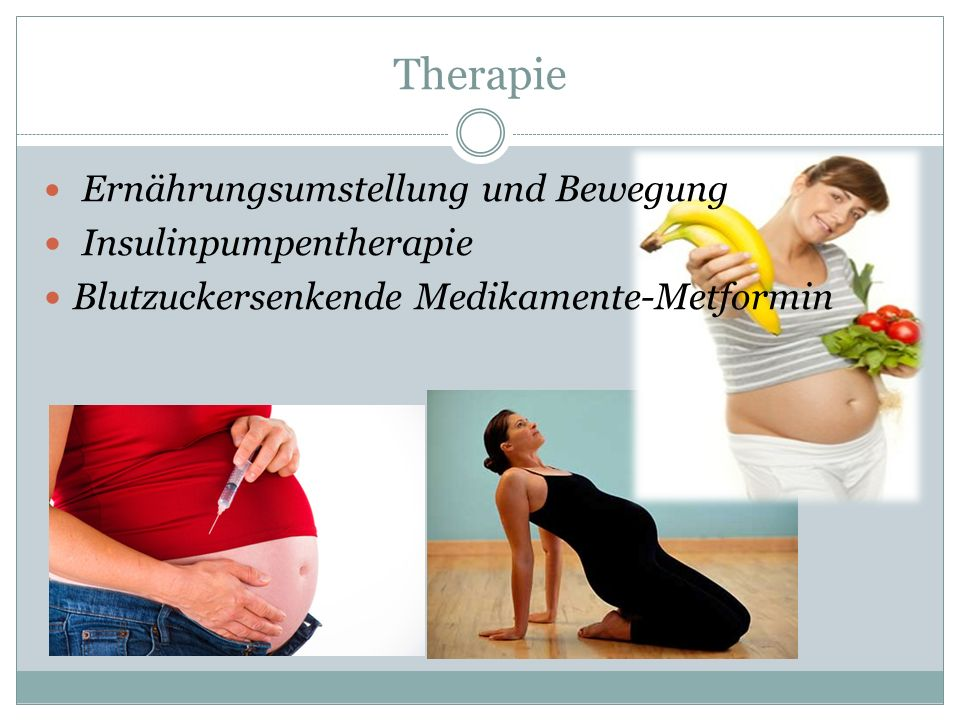 Therapie Insulinpumpentherapie