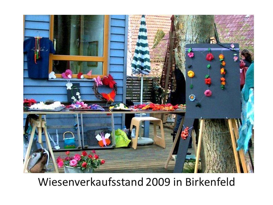 Wiesenverkaufsstand 2009 in Birkenfeld