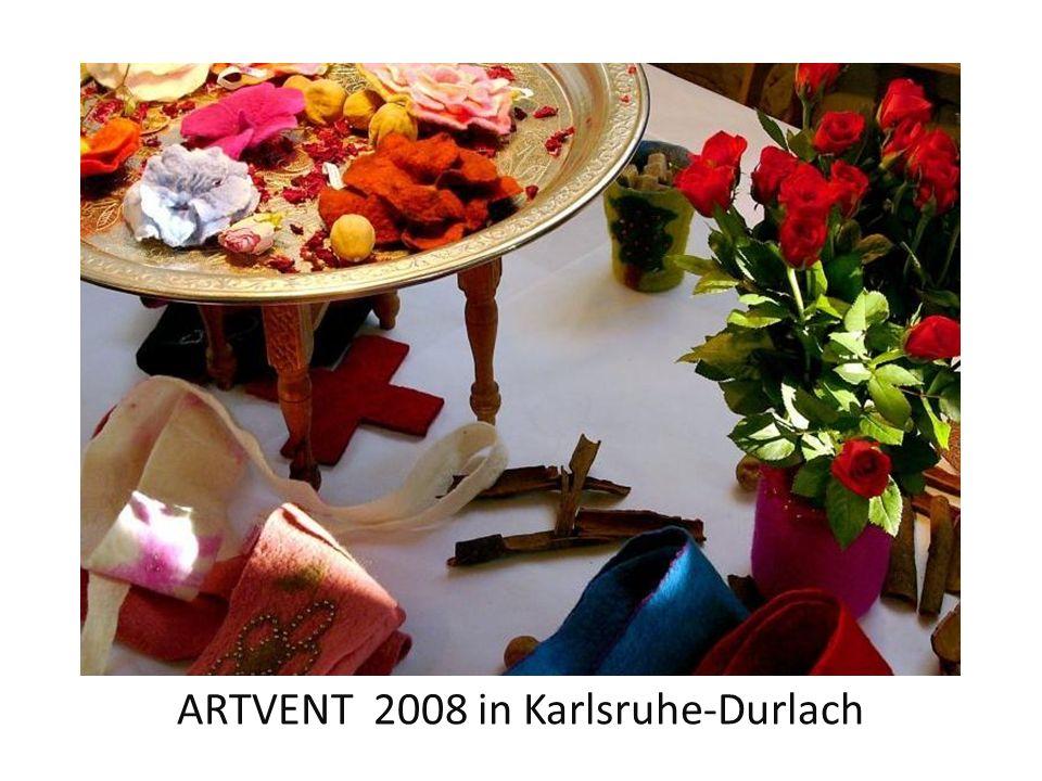 ARTVENT 2008 in Karlsruhe-Durlach