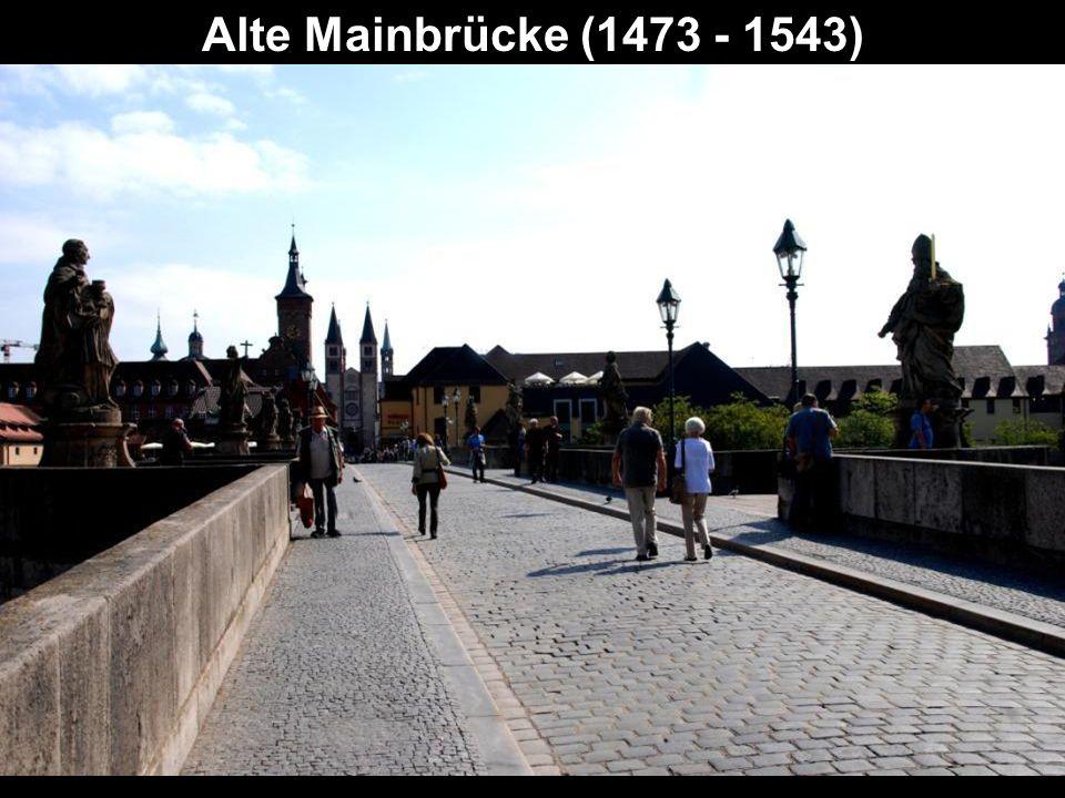 Alte Mainbrücke (1473 - 1543)
