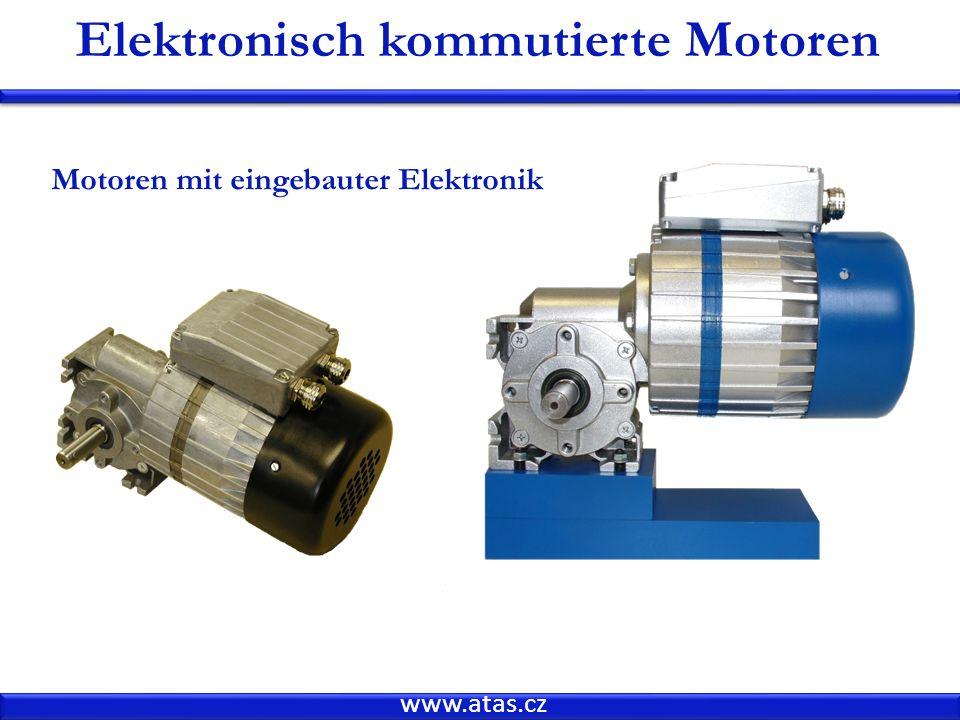 Elektronisch kommutierte Motoren