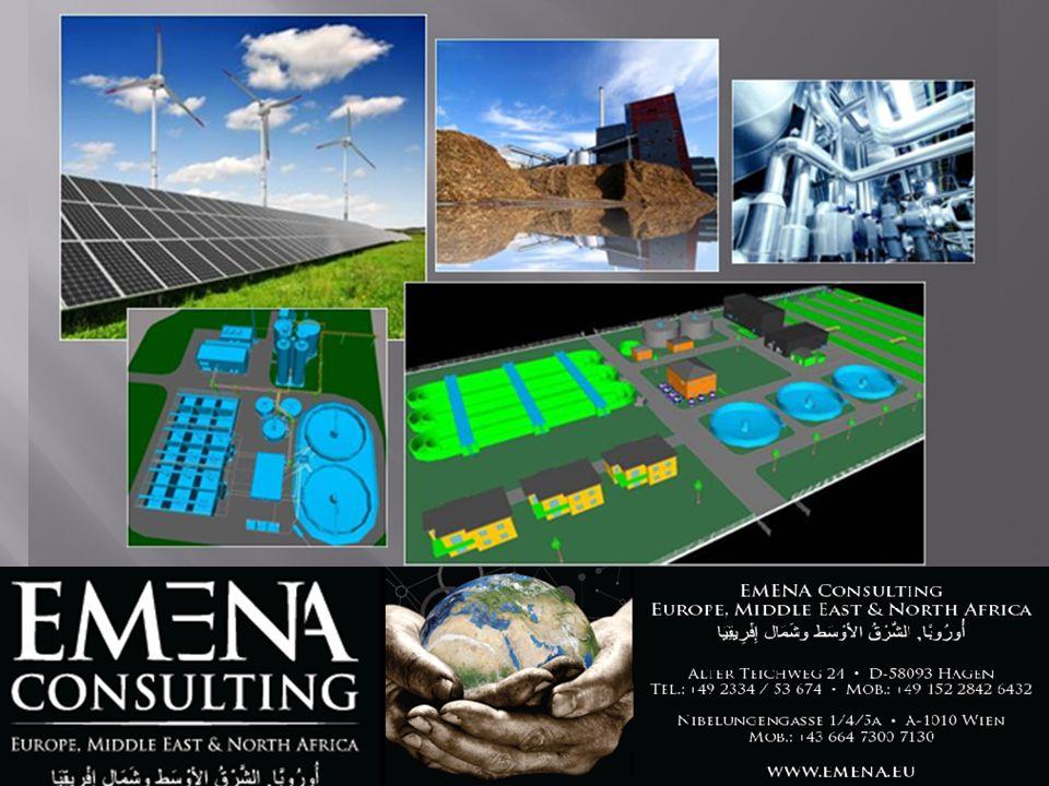 PROJEKTENTWICKLUNG Unternehmens- & Geschäftsfeldstrategien. Konzeption und technische Planung. Nachhaltigkeits- und Umweltmanagement-Systeme.