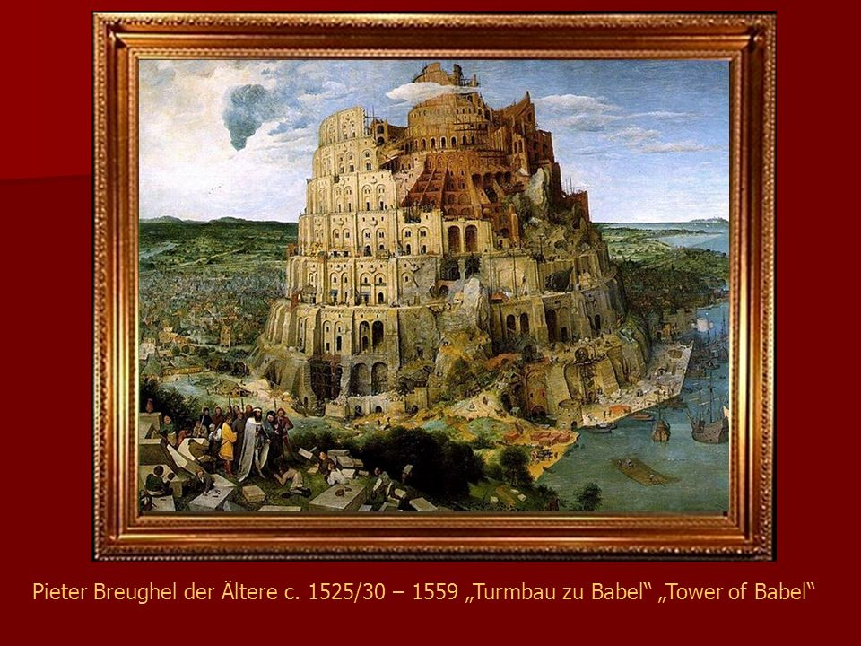 Pieter Bruegel der Ältere c