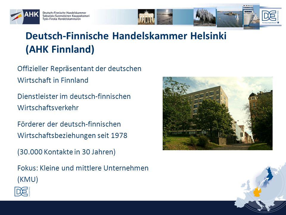 Deutsch-Finnische Handelskammer Helsinki (AHK Finnland)