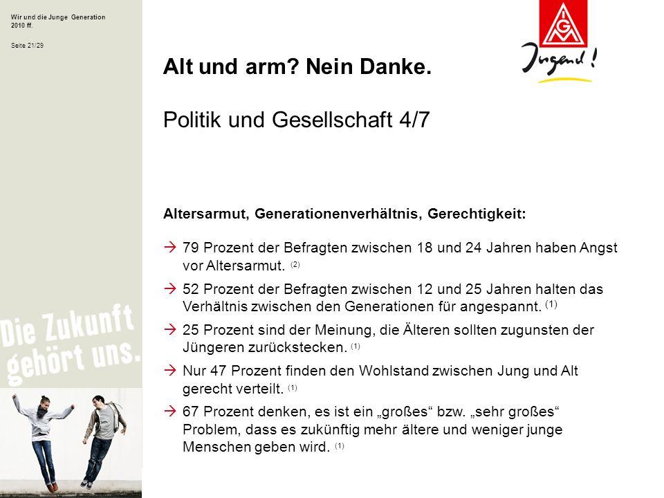 Politik und Gesellschaft 4/7