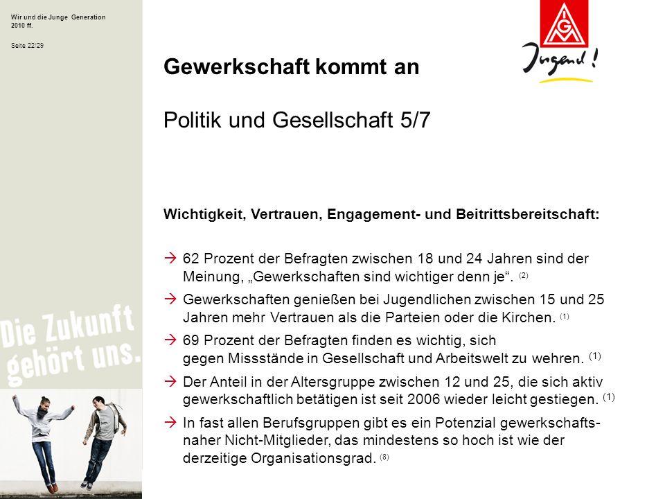 Politik und Gesellschaft 5/7