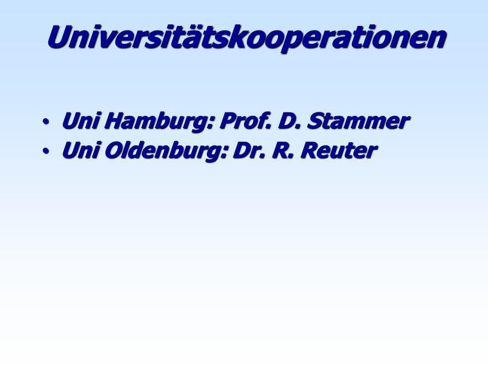 Universitätskooperationen