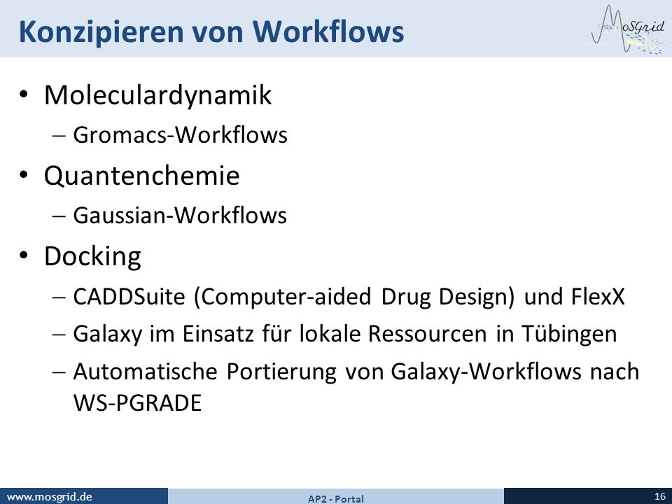 Konzipieren von Workflows