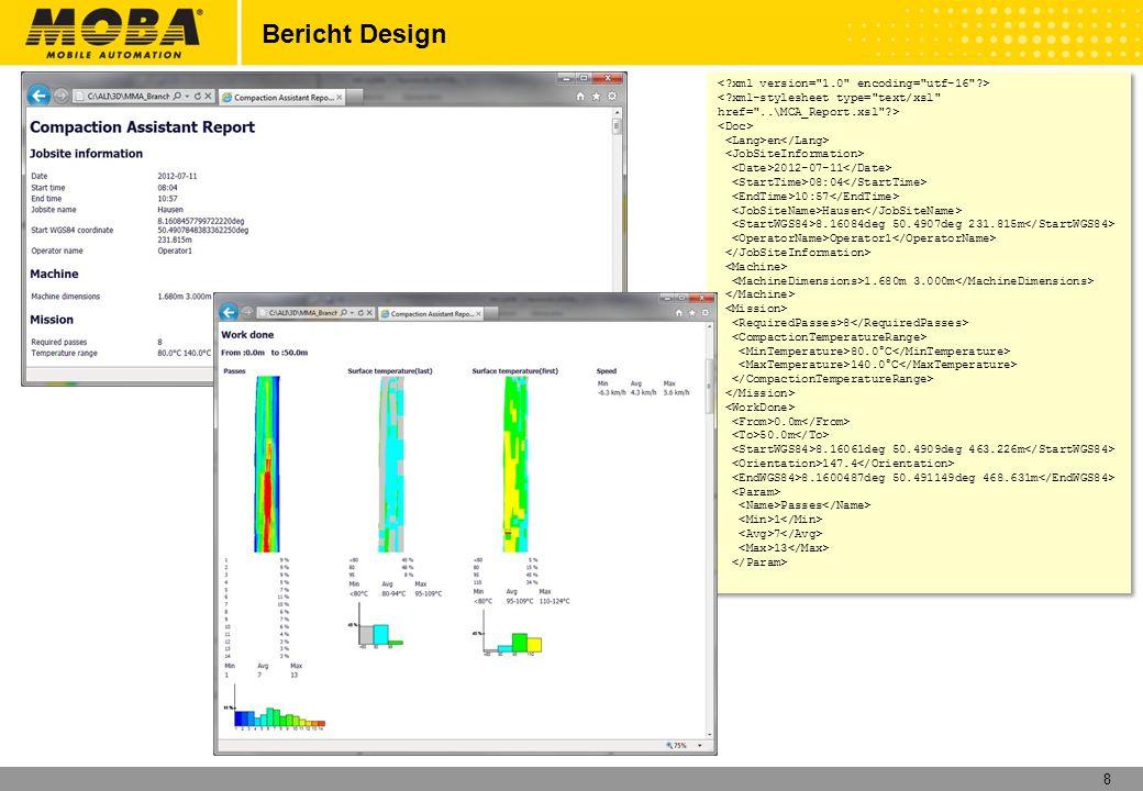 Bericht Design < xml version= 1.0 encoding= utf-16 >