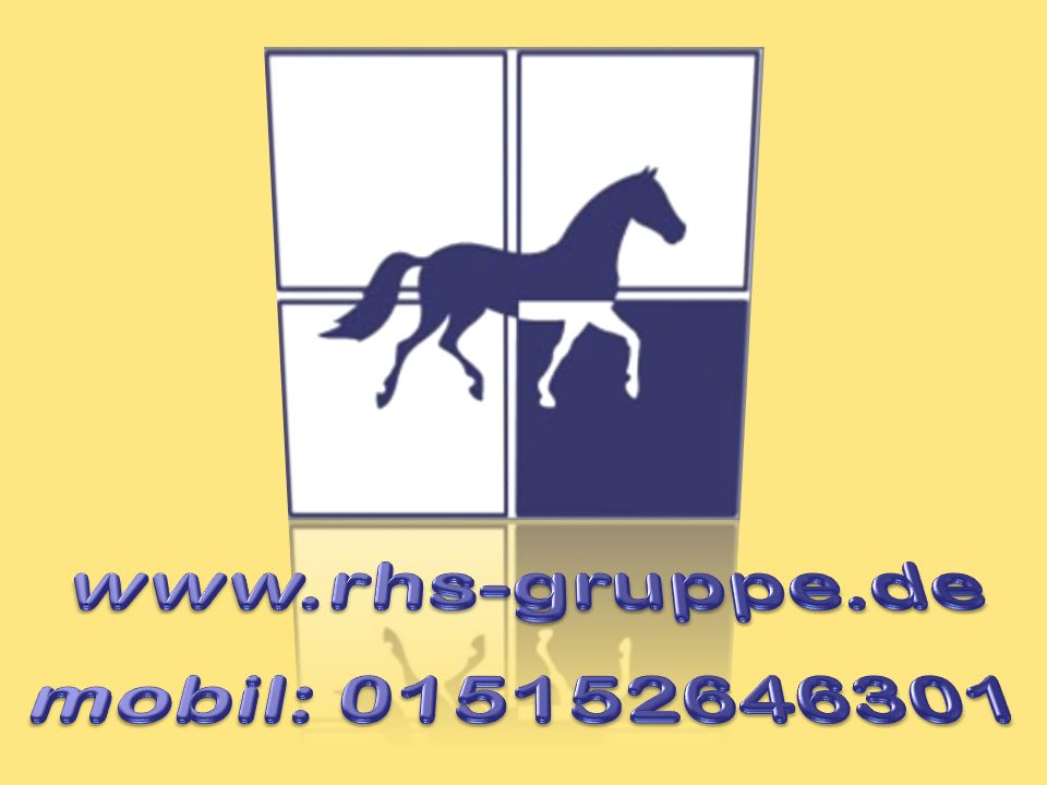 www.rhs-gruppe.de mobil: 015152646301