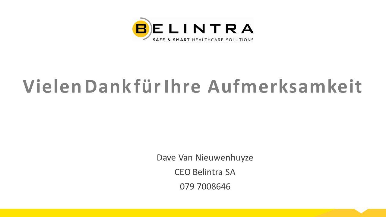 Dave Van Nieuwenhuyze CEO Belintra SA 079 7008646