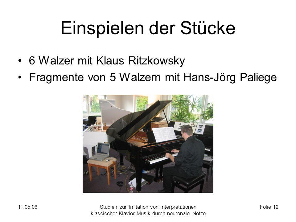 Musikalische Analyse Variations-Klassen: