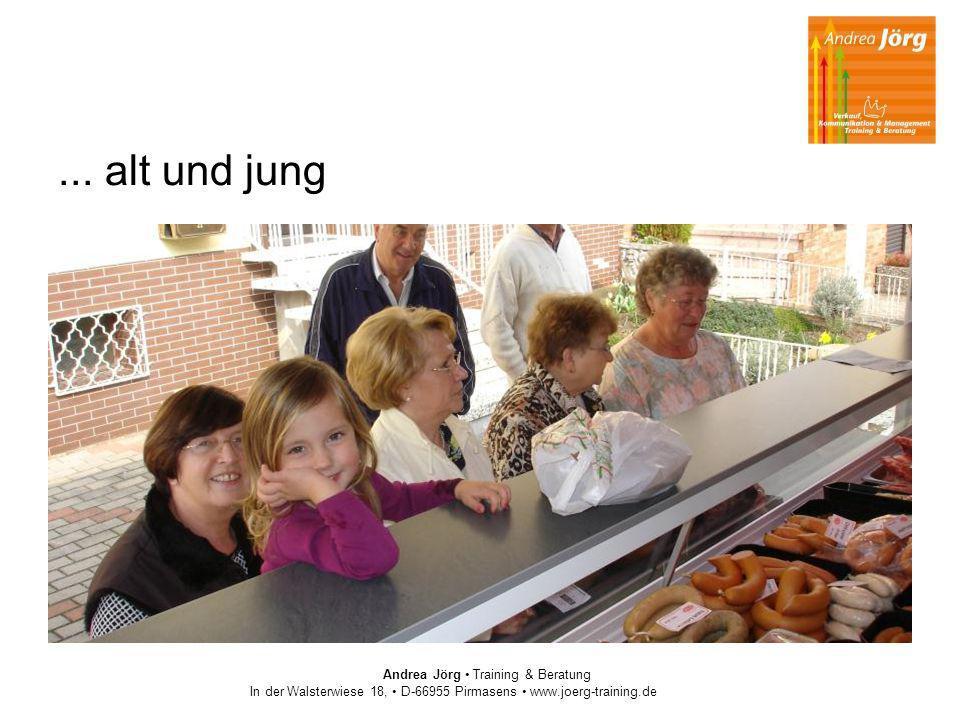 Andrea Jörg • Training & Beratung