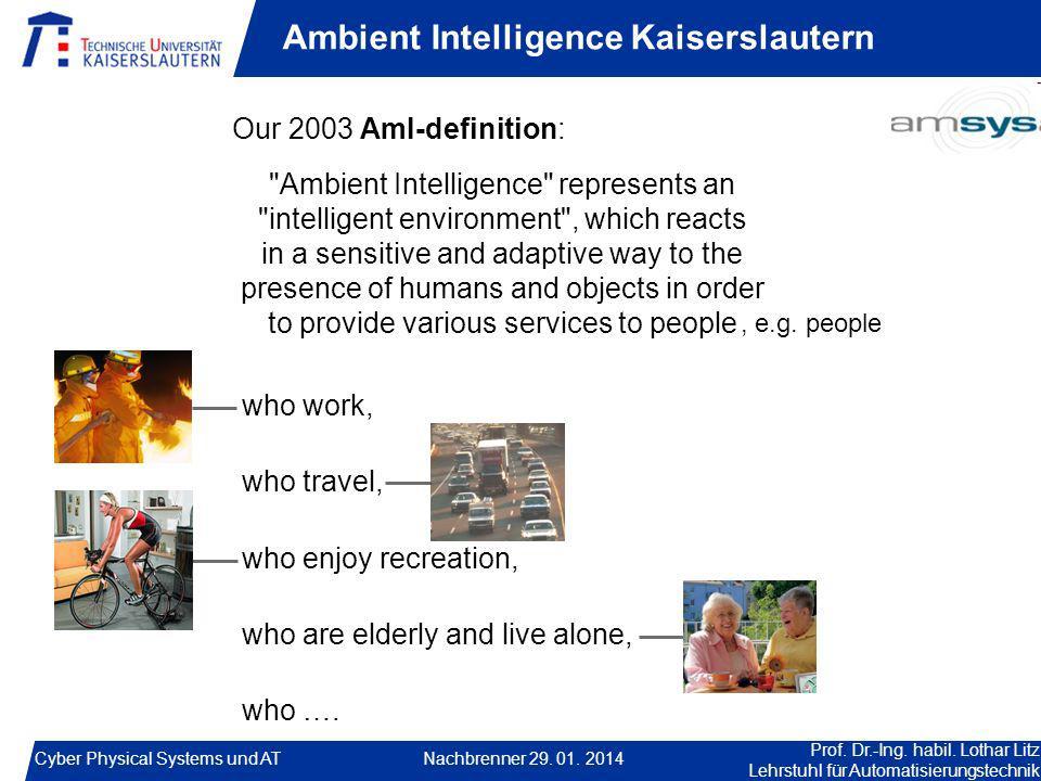 Ambient Intelligence Kaiserslautern