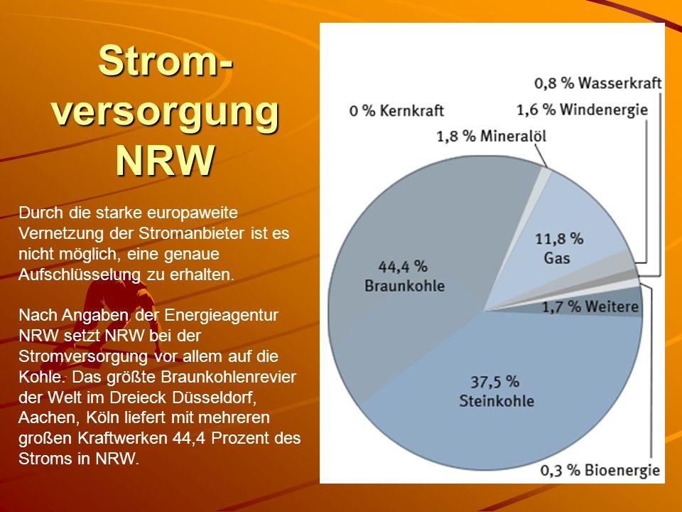 Strom-versorgung NRW