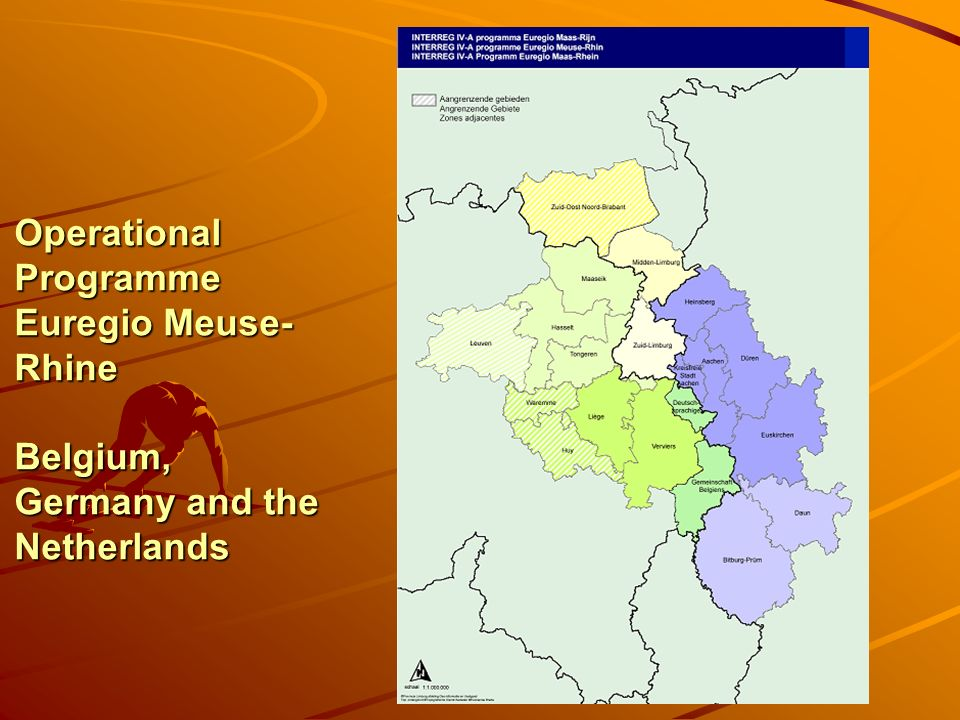 Operational Programme Euregio Meuse-Rhine Belgium, Germany and the Netherlands