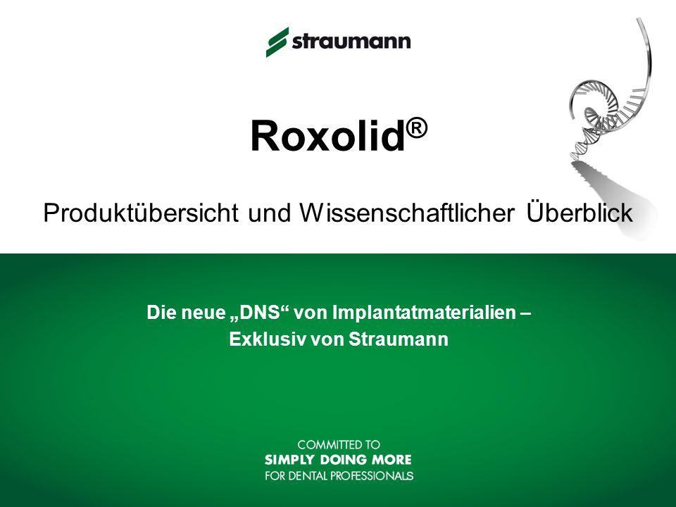 Roxolid® Produktübersicht und Wissenschaftlicher Überblick