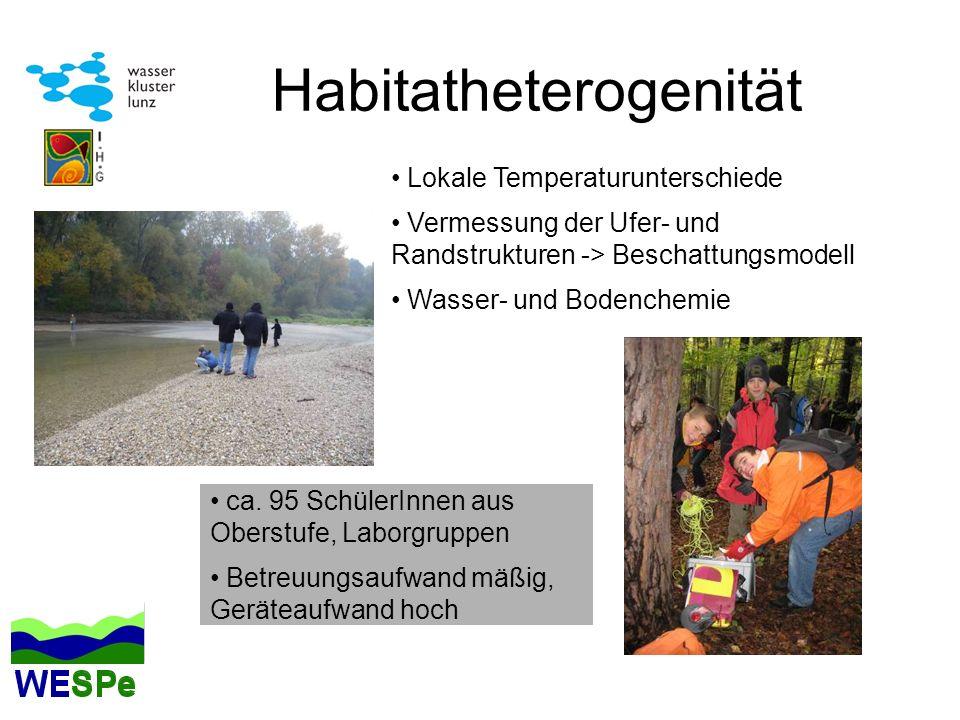 Habitatheterogenität