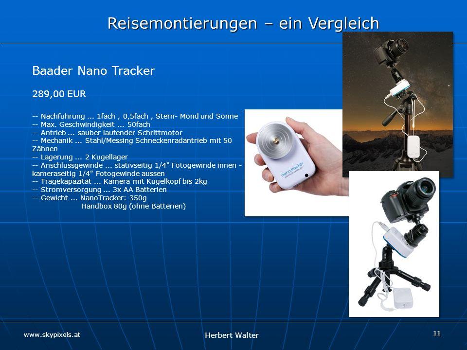 Baader Nano Tracker 289,00 EUR