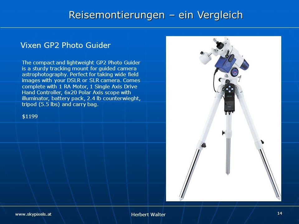 Vixen GP2 Photo Guider