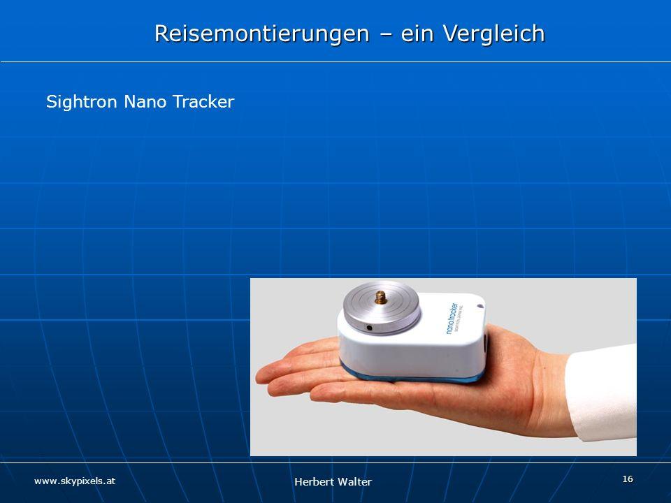 Sightron Nano Tracker
