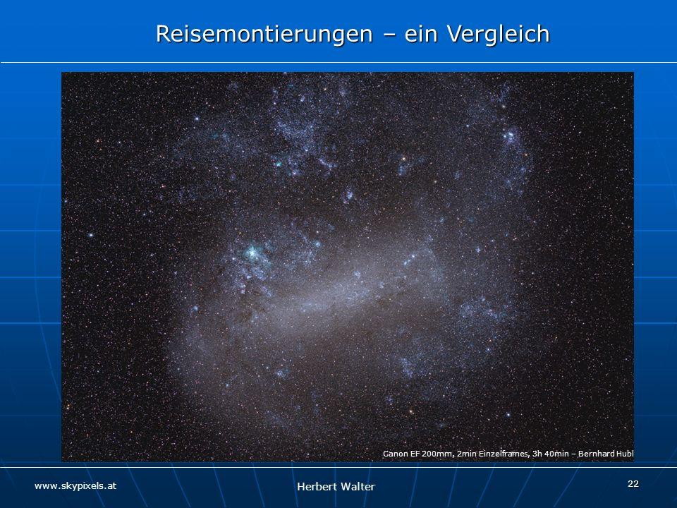 Canon EF 200mm, 2min Einzelframes, 3h 40min – Bernhard Hubl