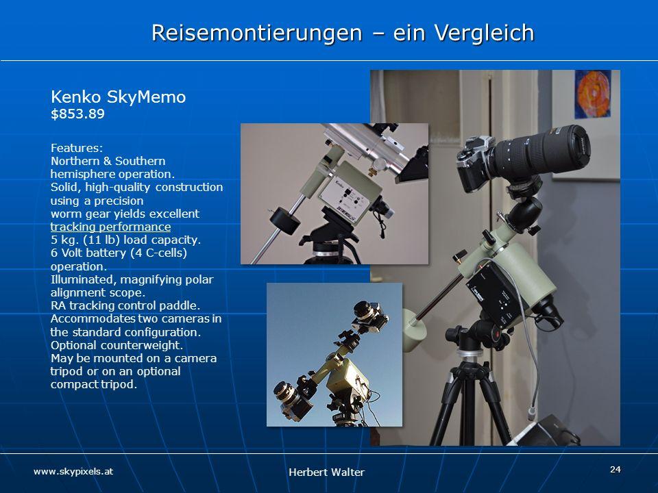 Kenko SkyMemo $853.89 Features: