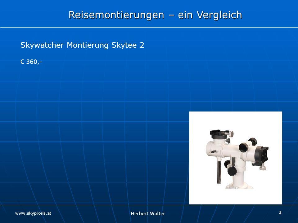 Skywatcher Montierung Skytee 2