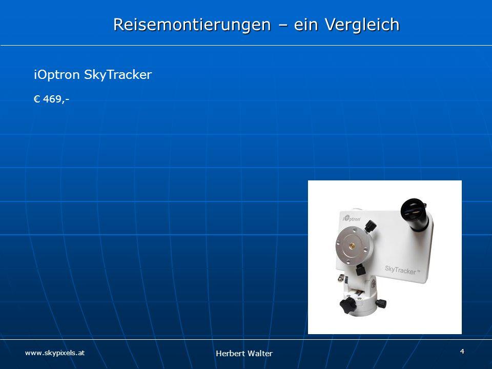 iOptron SkyTracker € 469,-