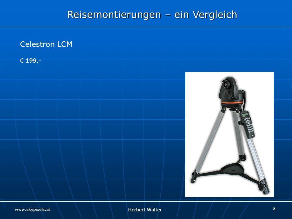 Celestron LCM € 199,-