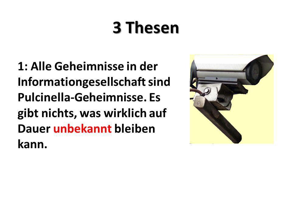 3 Thesen