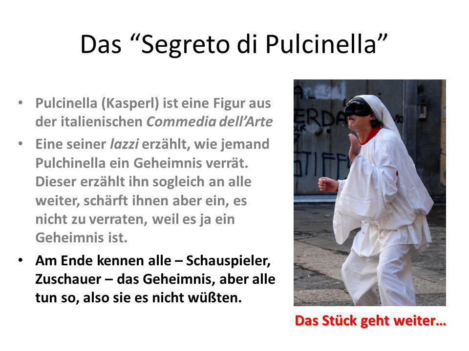 Das Segreto di Pulcinella