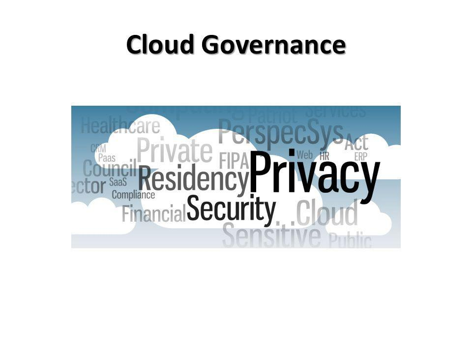 Cloud Governance