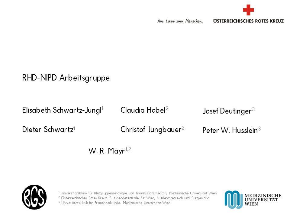 RHD-NIPD Arbeitsgruppe