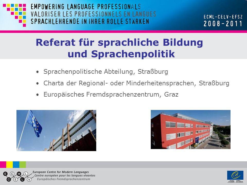 Referat für sprachliche Bildung