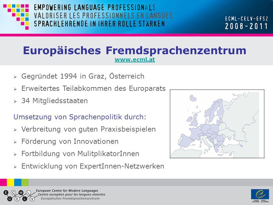 Europäisches Fremdsprachenzentrum