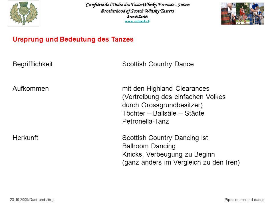 Ursprung und Bedeutung des Tanzes